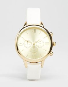 Image 1 ofNew Look Clean Dial Watch