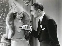 orry kelly gowns   Cinema Style File--Kay Francis Shines as a Model Sophisticate of the ...
