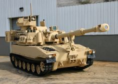 Another M109A7 PIM from WARFARE TECHNOLOGY Blog