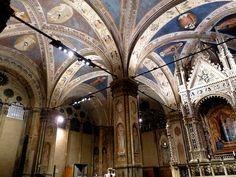 Orsanmichele Chiesa e Museo - Firenze - interno