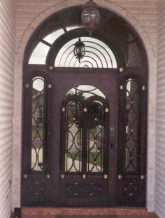 door_with_sidelights_and_arch.jpg (575×760)