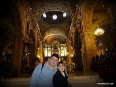 O DizAíGi foi ao Chile! - Catedral Santiago