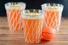 These little Cheddar Ranch Cheese Bites are baked- not fried- but BIG on flavor! Also see the tutorial for Basketball Net Cups too! Basketball Tricks, Basketball Party, Custom Basketball, Basketball Birthday, Basketball Gifts, Sports Birthday, Basketball Pictures, Basketball Uniforms, Basketball Hoop
