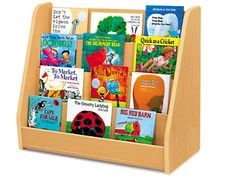 Help Yourself Heavy Duty Book Center   3 Foot Wide At Lakeshore Learning