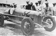 Indy 500 winner 1927: George Souders  Starting Position: 22  Race Time: 5:07:25.080  Chassis/engine: Duesenberg/Duesenberg