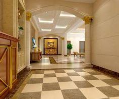 Economical Non Slip Ceramic Floor Tiles 400*400