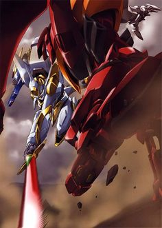 Knightmares | Code Geass | Who's the ultimate Ace?
