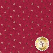 Garnet C5733-RED Vine Red by Nancy Zieman for Penny Rose Fabrics