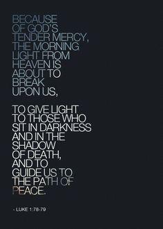 Luke1:78-79