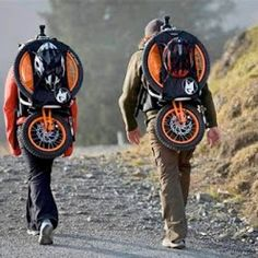 Bergmonch Bike Backpack