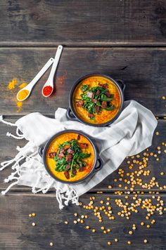 ... Soups on Pinterest | Cauliflower Soup, Soups and Roasted Carrot Soup