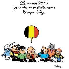 Pas de blagues belges   via Instagram http://ift.tt/1o7EpW9