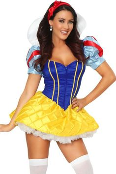 Buy Sexy Costumes, Sexy Halloween Costumes, Sexy Adult Fairy Tale Costumes, Little Red Riding Hood, Alice in Wonderland Costumes Sexy Snow White Costume, White Costumes, Sexy Halloween Costumes, Halloween Kostüm, Cool Costumes, Adult Costumes, Cosplay Costumes, Sexy Disney Costumes, Snow White Halloween Costume