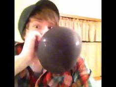 Adam on helium. I will treasure this for as long as i live.