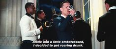 When you go to a networking event because every real adult in your life is like YOU MUST NETWORK!!!: | 37 Moments Everyone Who Sucks At Adulting Will Immediately Recognize