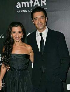 AmFar GALA Mr and Mrs GILLES MARINI ♡ ♥ ♡ ♥ Gilles Marini