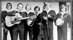 Country Gentlemen during the Doyle Lawson, Ricky Skaggs and Jerry Douglas days. Also pictured is Charlie Waller, Bill Yates and James Bailey.