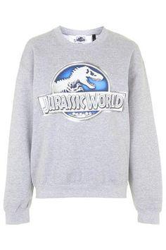 Jurassic World Sweatshirt by Tee