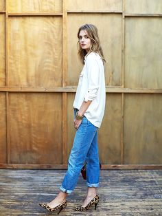 How French Girls Really Dress, According to a Parisian via @WhoWhatWearUK