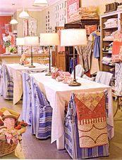 Kari Meng's French General Store workshop area