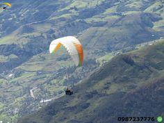 Parapente Cuenca Ecuador Ven y vuela parapente disfrutando de la adrenalina del deporte con instructores certificados y experiencias.