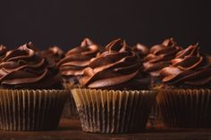 Dark Chocolate Zucchini Muffins… or Cupcakes | forkknifeswoon.com @forkknifeswoon