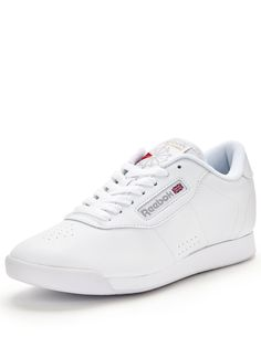 Reebok PrincessFootwear Style: FashionLining: TextileMaterial: TextileSole: Other MaterialsUpper: Textile