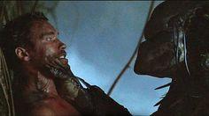 Arnold Schwarzenegger as Dutch in #Predator (1987)