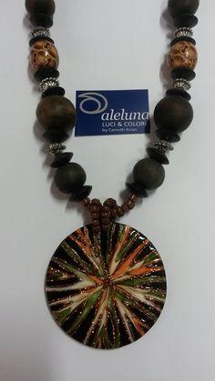 Madre perla ,Fatto a mano,Hand made by Aleluna