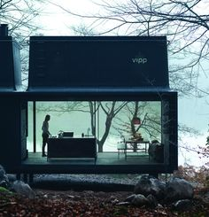 We are so excited to be the first to introduce to you this brand new Vipp Shelter by Vipp. Vipp are not an architecture firm, they're a home products...