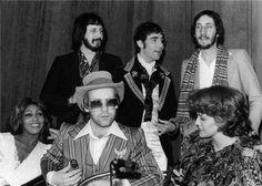 In 1975 kwam de rock-opera Tommy uit. Muziek kwam van The Who, op de foto bovenaan te zien. Maar in de film waren nog wel meer bekende namen te zien. Waaronder de 3 mensen op de onderste rij: v.l.n.r.: Tina Turner, Elton John en actrice Ann-Margret.
