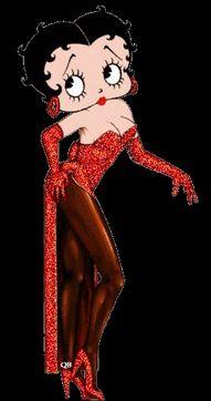 Betty Boop Diva