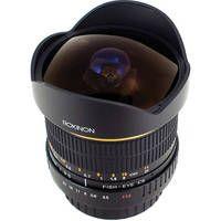 Rokinon 8mm Ultra Wide Angle f/3.5 Fisheye Lens for Sony Alpha Mount