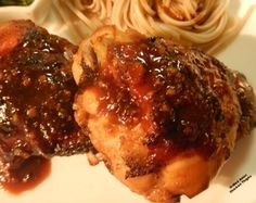 Oven-Fried Chicken - Bisquick Recipe - Recipezazz.com Fried Chicken Legs, Crispy Chicken, Steam Veggies, Bisquick Recipes, Home Meals, Fries In The Oven, Barbecue Sauce, Baked Potato, Ethnic Recipes