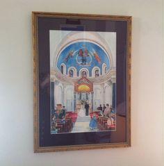 Wedding Day St. Mary's Church Canandaigua NY by MaryRileyFineArt