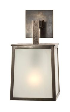 Ojai Small Sconce from Cadieux Interiors