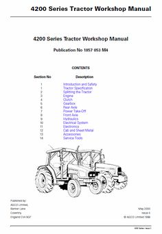 72 Best Massey Ferguson Manuals images in 2019