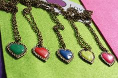 necklaces by polymeric 7,00  www.lovefor.gr