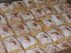 Φανταστικό μιλφέιγ που σου τρέχουν τα σάλια Greek Desserts, Greek Recipes, The Kitchen Food Network, Sweets Cake, Cooking Time, Food Network Recipes, Banana Bread, Delicious Desserts, Chicken Recipes