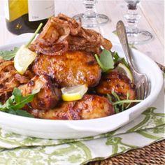 Caramelized Onion Chicken Recipe | Key Ingredient