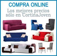 Fundas Universales para sofás de 1,2 y 3 plazas | | La Dama Decoración