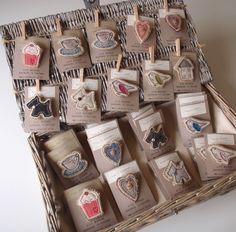 Alex McQuade Textiles: Preparing for a craft fair Sock 2013