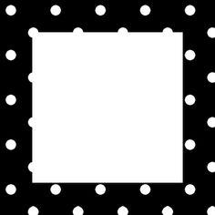 square zwart dot