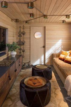 Butterfly House Minimalist Design, Modern Design, Interior Design Portfolios, Butterfly House, Rustic Stone, Room Doors, Pendant Chandelier, Historic Homes, Game Room