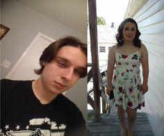 18(MTF)- 1 Year HRT, Time has Flew By