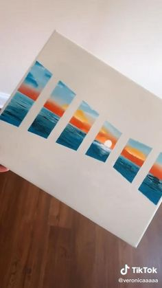 Easy Canvas Art, Small Canvas Art, Easy Canvas Painting, Mini Canvas Art, Canvas Ideas, Diy Canvas, Diy Painting, Canvas Wall Art, Canvas Quote Paintings