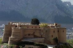 Falakolaflak Castle... Iran / Lorestan / Khoramabad