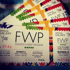 Fashion Week Panama :)