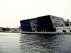 The Black Diamond, Denmark Den Sorte Diamant 1 by Skorpiotronik.deviantart.com