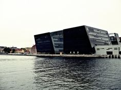 The Black Diamond, Denmark Den Sorte Diamant 1 by Skorpiotronik.deviantart.com